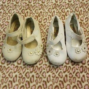 Lot of 2 Rachel shoes